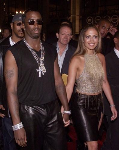 Jennifer Lopez and Diddy