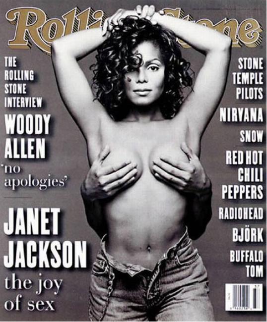 Janet Jackson Rolling Stone