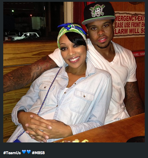 Monica and Shannon Brown IG