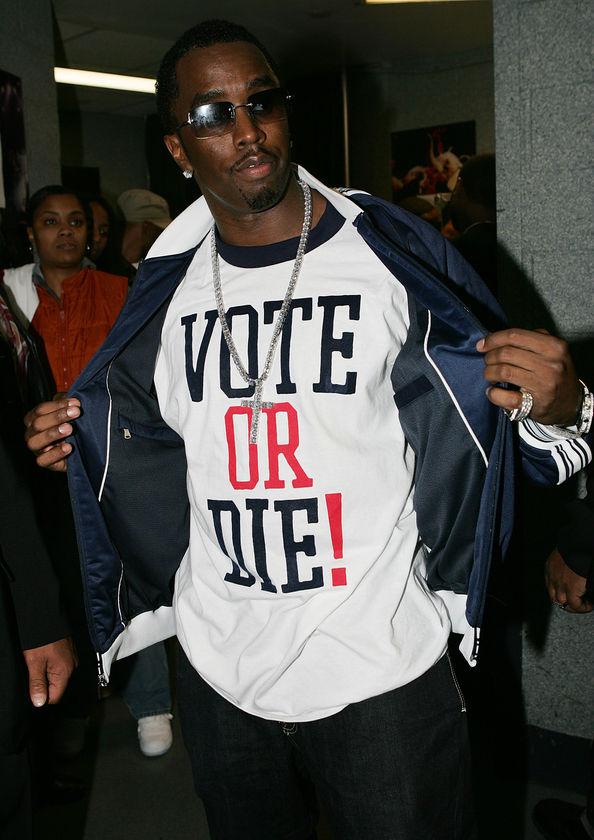 Diddy Vote or Die