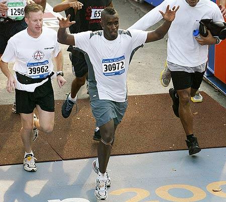 Diddy Marathon