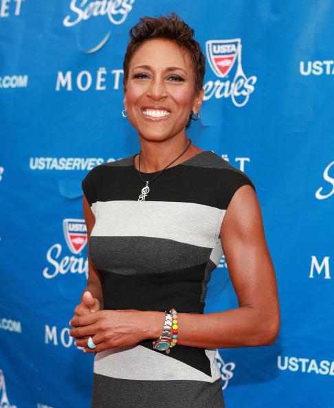 Robin Roberts 13th Annual USTA Serves Opening Night Gala