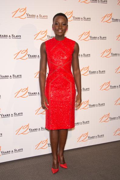 Lupita Nyongo Red Carpet