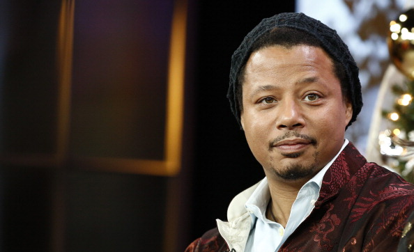 Terrence Howard marries for fourth time