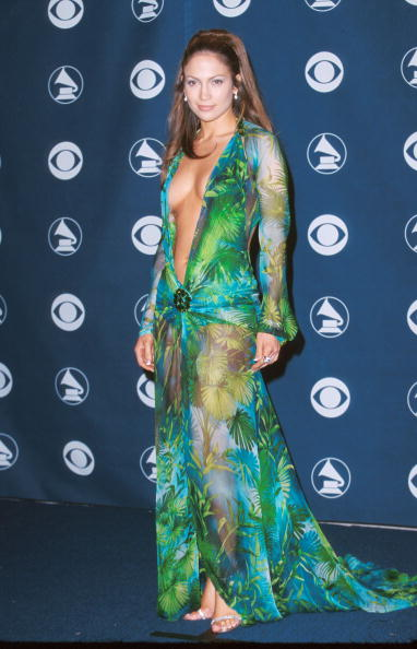 Jennifer Lopez The 42nd Annual GRAMMY Awards