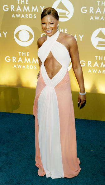 Ashanti 46th Annual Grammy Awards - Arrivals