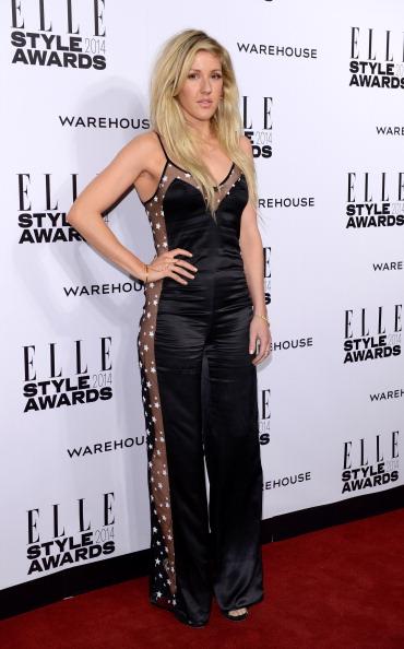 Elle Style Awards- Ellie Goulding