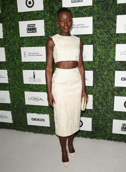 Lupita Nyong'o- Essence Black Women in Hollywood