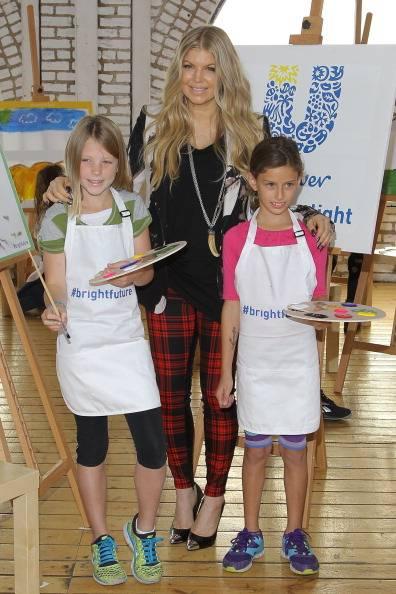 Fergie Charity