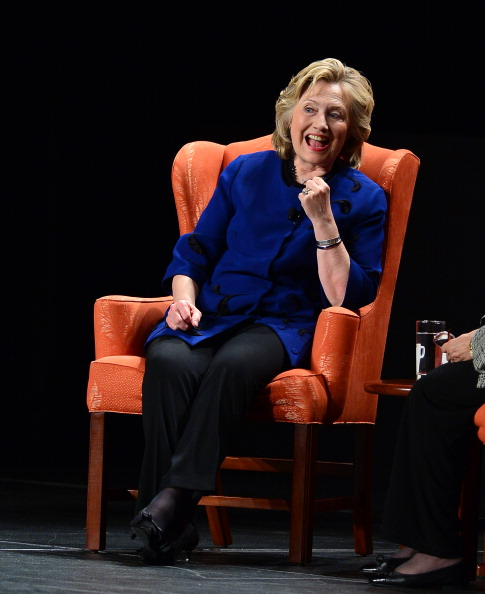 Hillary Rodham Clinton Speaks At The University Of Miami