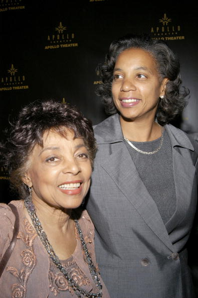 Ruby Dee and daughter