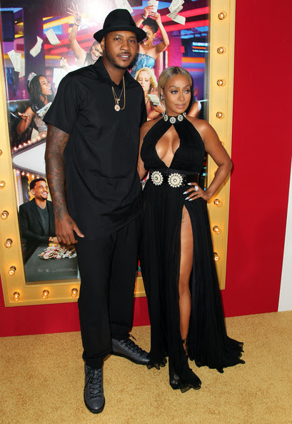Think Like a Man too Lala Anthony and carmelo