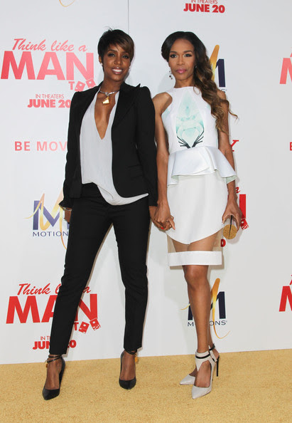Think Like a Man too Michelle Williams and Kelly Rowland