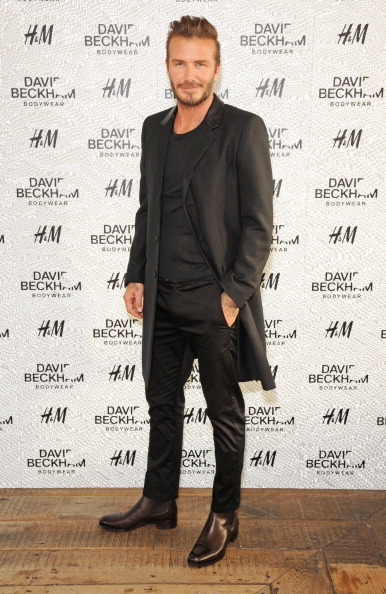 David Beckham For H&M Swimwear Private Launch