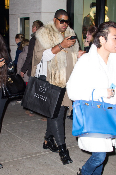Celebrity Sightings In New York City - November 9, 2013