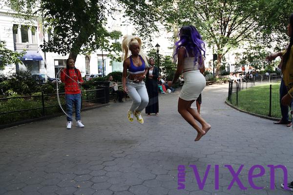 Sisterhood of Hip Hop 1