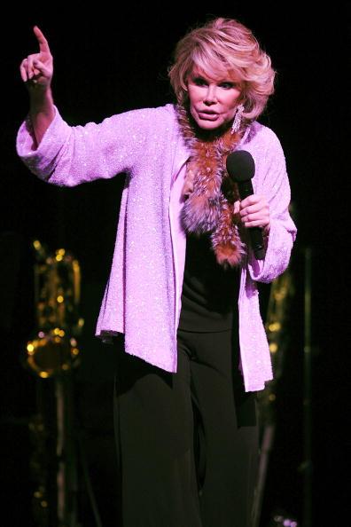 Joan Rivers At Hard Rock Live!