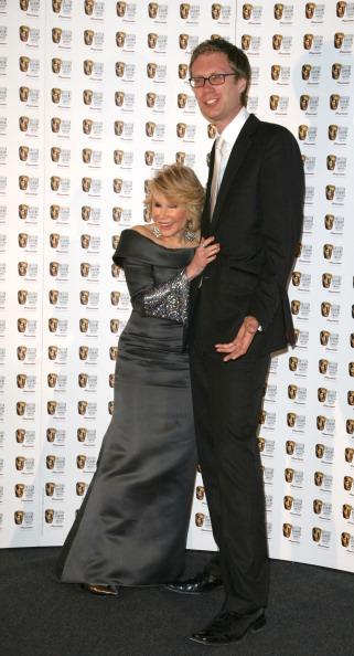 2007 British Academy Television Awards - Press Room