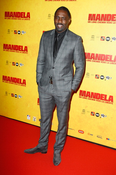 'Mandela : Long Walk to Freedom' Paris Premiere At UNESCO