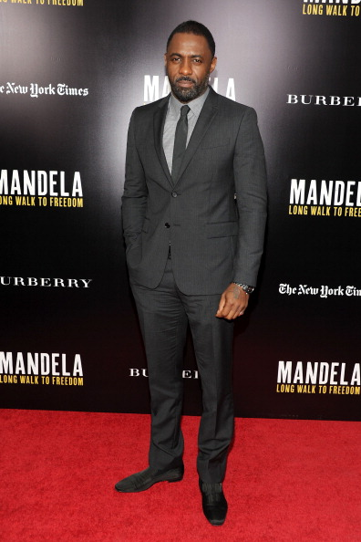 """Screening Of """"Mandela: Long Walk To Freedom"""" Hosted By U2, Anna Wintour And Bob & Harvey Weinstein With Burberry"""