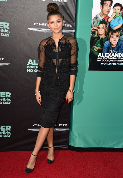 """Alexander And The Terrible, Horrible, No Good, Very Bad Day"" - Los Angeles Premiere - Arrivals"