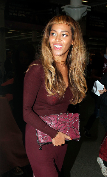 Beyonce And Jay-Z Sightings -  October 14, 2014