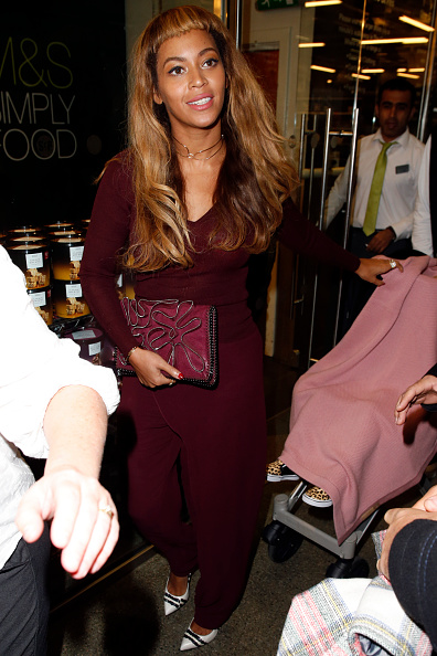 Beyonce And Jay Z Sightings - OCTOBER 14, 2014
