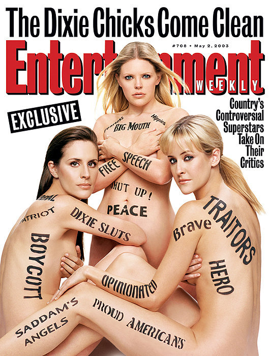 Dixie-Chicks-Entertainment-Weekly-May-2003