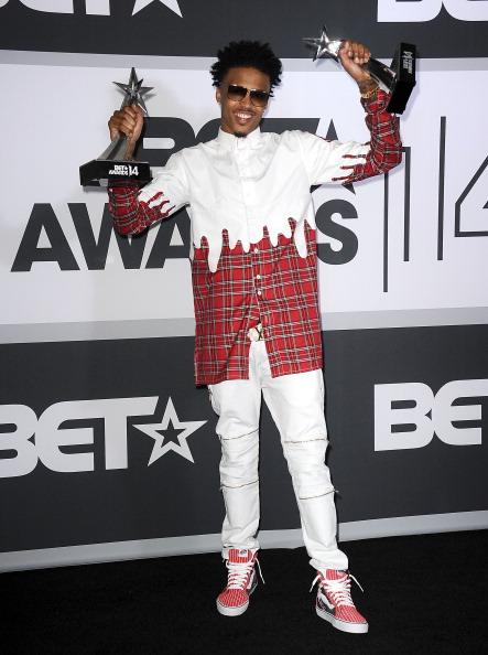 2014 BET Awards - Press Room