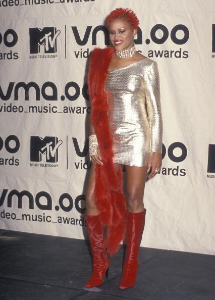 17th Annual MTV Video Music Awards - Press Room