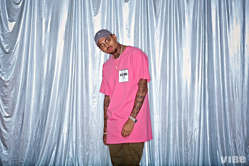 Chris Brown VIBE Cover Story 4