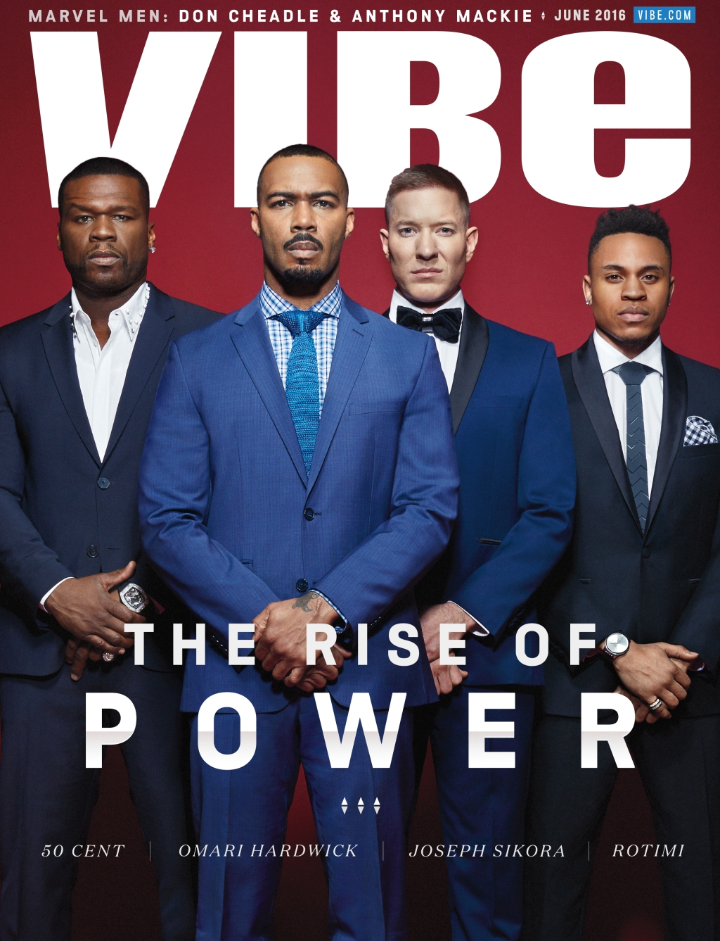Power VIBE Cover