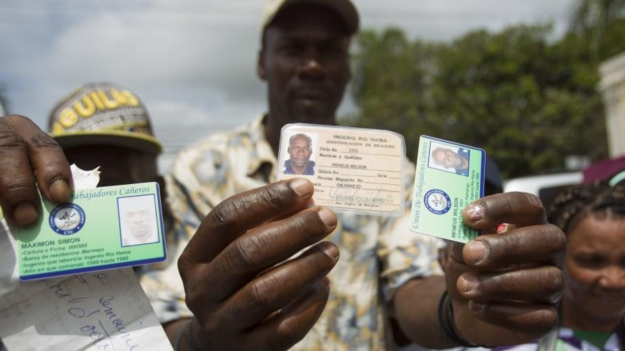 Haitians Flee To Brazil To Escape