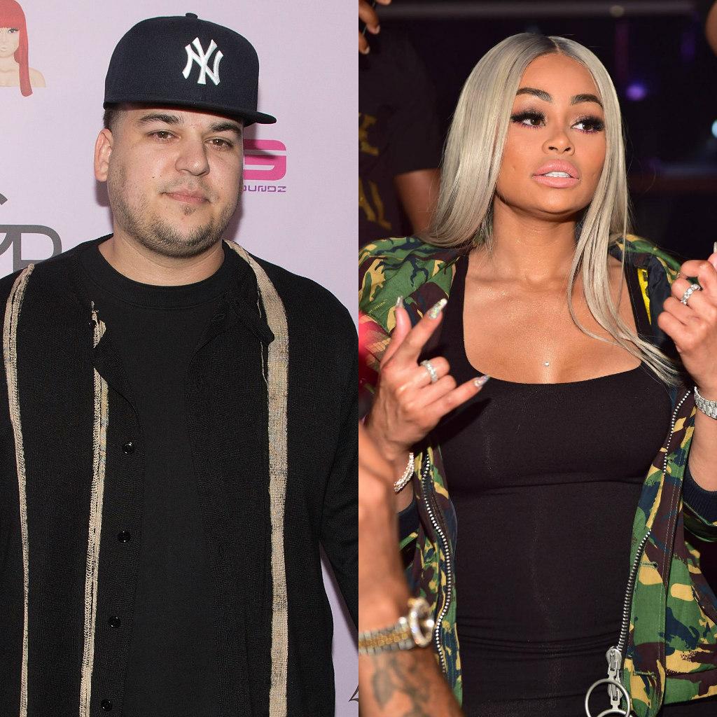 Rob Kardashian Cuts Off Blac Chyna Financially, But She