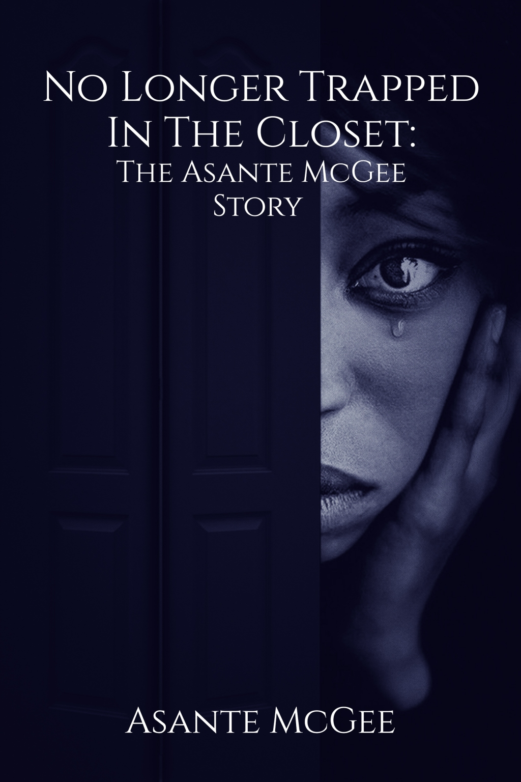No Longer Trapped In The Closet Asante McGee Cover