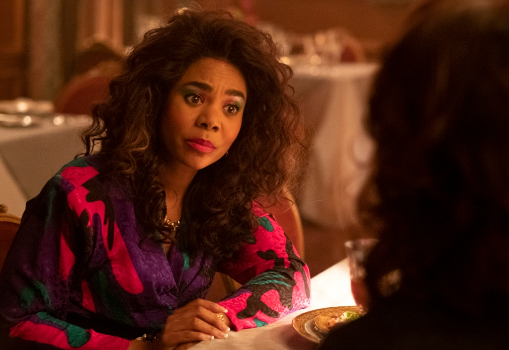 Regina Hall As Dawn In Showtime's Black Monday Interview