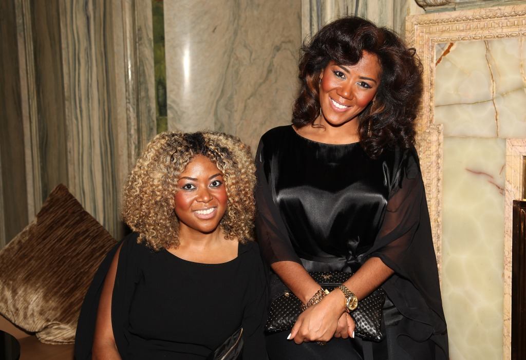 Target Salute To Miko Branch And Titi Branch To Celebrate Being Named Two Of Ebony Magazine's Power 100