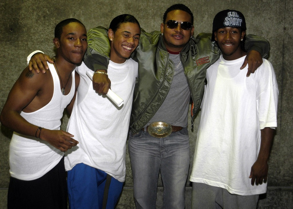 """B2K and Chris Stokes on The Set of """"You Been Served"""""""