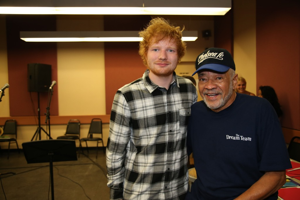 Lean On Him: A Tribute To Bill Withers--Rehearsals