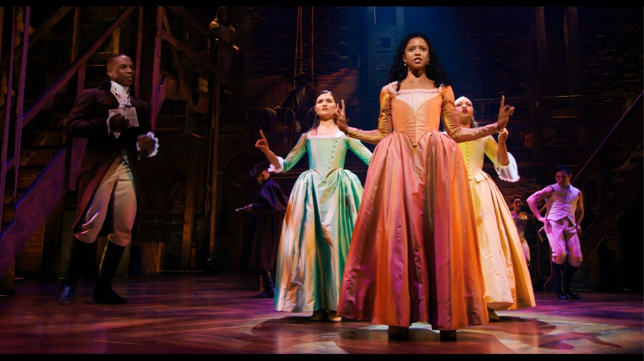 Hamilton' Cast On Its Role In Today's Fight For Social Justice – VIBE.com