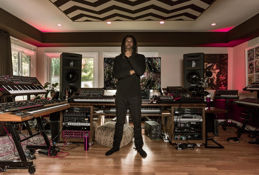 During A Pandemic, Flying Lotus Found His Grammy Groove Without Even Looking