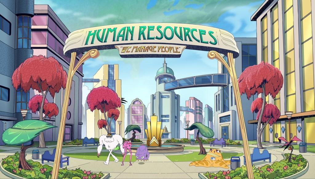 Human Resources Netflix