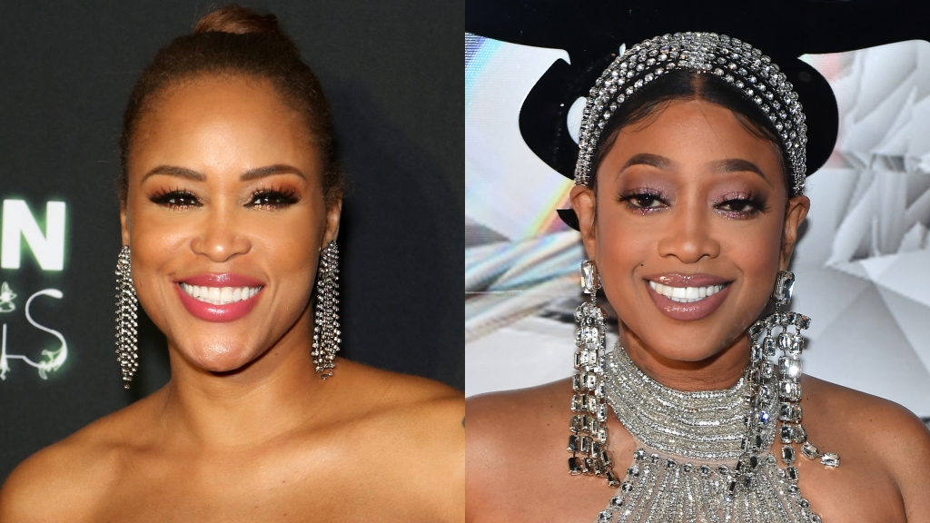 Eve & Trina Sizzle London And Miami Stages For First 'Verzuz' Female Rap Face-Off