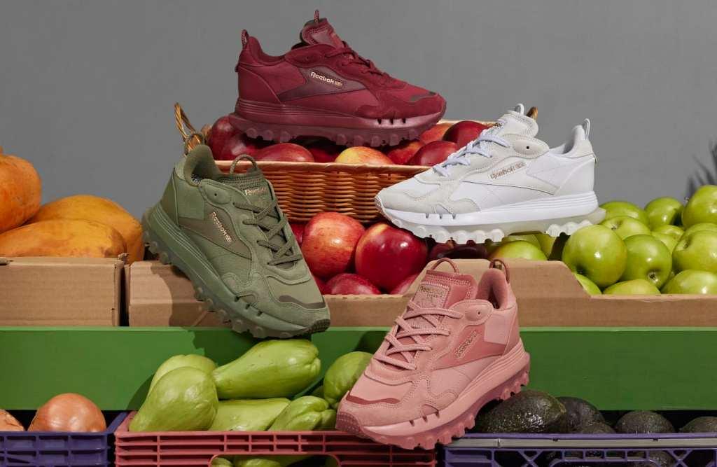Cardi B Classic Reebok Leather Sneaker